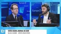 """Aide médicale d'État : """"Il y a peut-être des abus, nous devons l'évaluer"""", estime Gilles Le Gendre"""