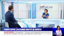 """Christophe Castaner sur l'élection présidentielle de 2022: """"Marine Le Pen est en campagne permanente"""""""