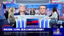 Emmanuel Macron-Marine Le Pen: déjà le match retour ? - 17/09