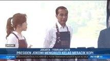 Jokowi Dukung Pengembangan Bisnis Kopi