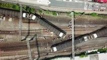 Hong Kong, deraglia treno della metropolitana: otto feriti