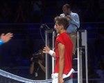 Metz - La jolie balle de match de Herbert face à Struff