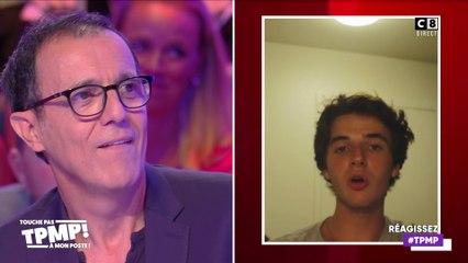 La vidéo touchante du fils de Thierry Beccaro pour son père