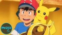 Top 10 Biggest Victories of Ash Ketchum (Pokemon)