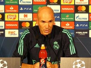 """Groupe A - Zidane : """"Le PSG, une équipe performante"""""""
