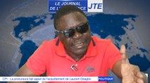 JTE : Appel de l'acquittement de Laurent Gbagbo , Gbi de fer «Pourquoi vouloir maintenir forcement Gbagbo à la Haye ?»
