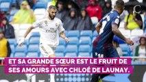 """VIDEO. Karim Benzema partage un adorable moment avec sa fille Mélia : """"C'est mon papa adoré"""""""
