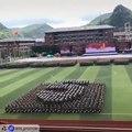 Les chinois sont vraiment les meilleurs en synchronisation... Show incroyable