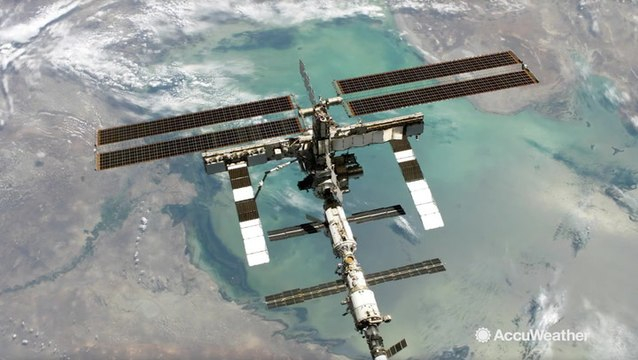 International Space Station to be visible on Sept. 19-20