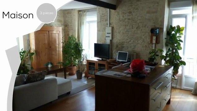 A vendre - Maison/villa - Nimes (30000) - 3 pièces - 63m²