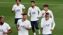 Un PSG affaibli se prépare à affronter le Real Madrid