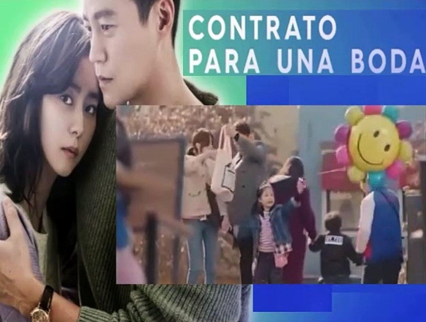 Contrato Para Una Boda Capitulo 4 Marriage Contract Español Latino Vídeo Dailymotion