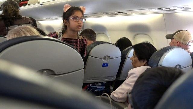 BDMV-132 Aruna & Hari Sharma boarded United 3679 at XNA for flying to Newark EWR May 19, 2019
