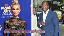'Vanderpump Rules' Star Lala Kent Claps Back After 50 Cent Accuses Her of Using Cocaine