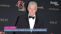 Alex Trebek Says He Is Undergoing Chemotherapy Again After His 'Numbers Went Sky High'