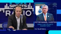 FOX Radio: Víctor Vucetich en EXCLUSIVA