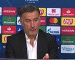 """Groupe H - Galtier : """"C'est une victoire méritée de l'Ajax"""""""