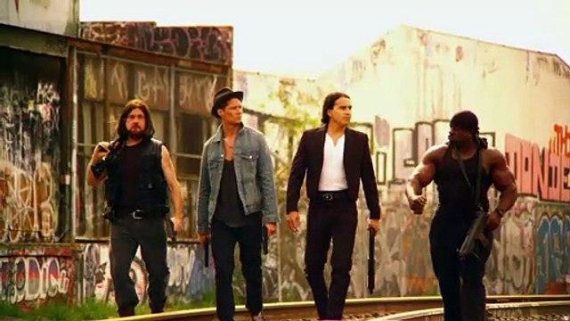 Bullet Ride movie