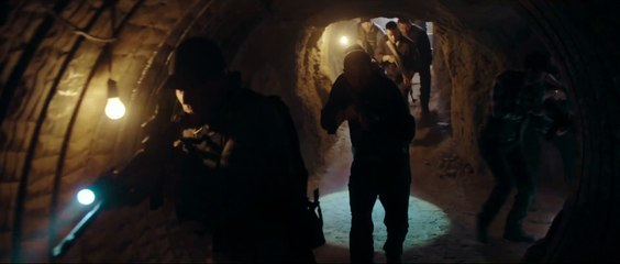 Rambo 5 Movie - Tunnels – Sylvester Stallone