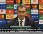 "Groupe F - Valverde : ""On a beaucoup souffert"""