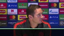 Groupe H - Lampard explique la mésentente sur le penalty de Barkley