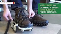 This Special Shoe Helps Stroke Patients Relearn How To Walk