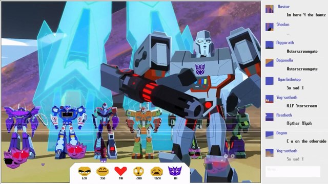 Transformers: Cyberverse - [Season 2 Episode 4]: Bring Me The Head Of Optimus Prime (Dutch)