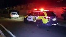 Três jovens são detidos com Celta que se envolveu em troca de tiros no Riviera