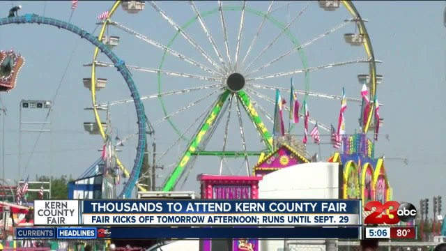 Kern County Fair 2019