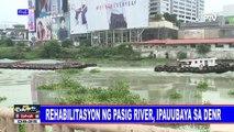 Rehabilitasyon ng Pasig River, ipauubaya sa DENR