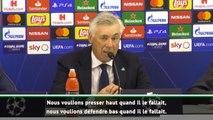 """Groupe E - Ancelotti """"heureux"""" du résultat"""