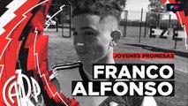 #JovenesPromesas: Franco Alfonso