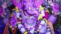 Sakshi Tanwar Visits Andheri Cha Raja For Ganpati Darshan