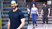 Shahid Kapoor's BEST GYM LOOKS That Can't Be Ignored