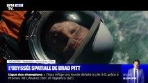 """Ad Astra"": l'odyssée spatiale de Brad Pitt en salles ce mercredi"