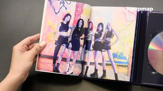 """[Unboxing] ANS 1st Mini Album """"BOOM BOOM"""