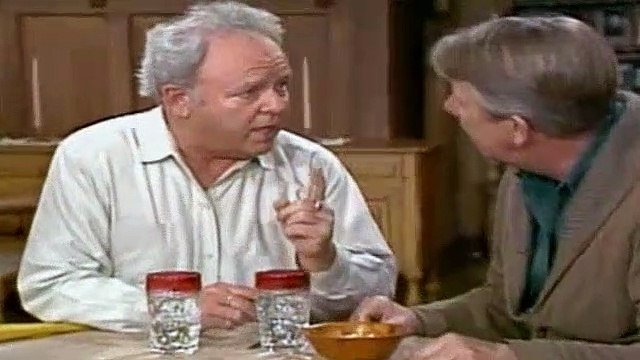 All In The Family Season 7 Episode 24 Archie, The Liberal