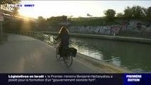 À Bobigny, le département de la Seine-Saint-Denis expérimente une piste cyclable solaire