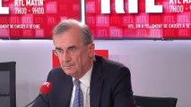 """""""L'économie française résiste plutôt bien"""", analyse  François Villeroy de Galhau (Banque de France)"""