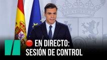 EN DIRECTO: Sesión de control
