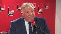 """Gérard Larcher, sur la mise en examen du président de l'Assemblée, Richard Ferrand : """"Le mis en examen est présumé innocent"""""""