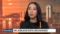 Hong Kong's Technical Recession in 3Q Possible, Economist Says