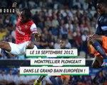 Il y a 7 ans - Montpellier, première historique en Ligue des Champions !