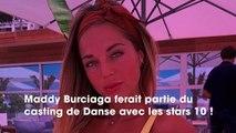 Maddy Burciaga  la toile pense qu'elle participera à Danse avec les stars