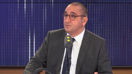 Laurent Nuñez - Franceinfo mercredi 18 septembre 2019