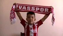Afganistanlı minik Eyüp Sivasspor maçını tribünden izlemek istiyor