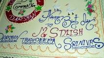 ಬರ್ತ್ಡೇಗೆ ಮುನ್ನವೇ ಟ್ವಿಟರ್ನಲ್ಲಿ ಟ್ರೆಂಡ್ ಆದ ದರ್ಶನ್..! DARSHAN BIRTHDAY CELEBRATION