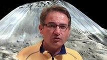 El Misterio de la Montaña Gigante del Planeta Enano Ceres así es el Ahuna Mons