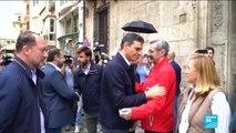 L'Espagne va retourner aux urnes le 10 novembre, faute de majorité claire