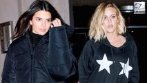 Kendall Jenner Mocks Khole Kardashian After She Says They Look Alike With Blonde Hair
